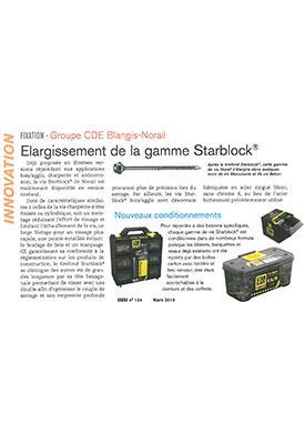 BBI - Gamme STARBLOCK